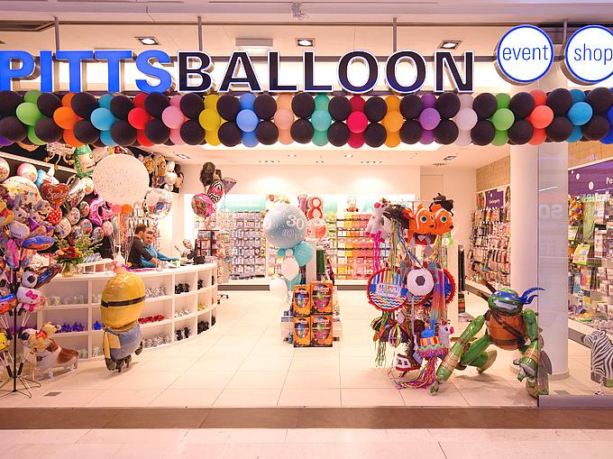 Luftballon Stuttgart Pittsballoon